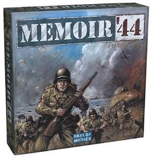 Memoir 44 el juego de mesa de la segunda guerra mundial