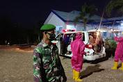 Gugus Tugas Covid-19 Kabupaten Dompu Evakuasi Pasien PDP