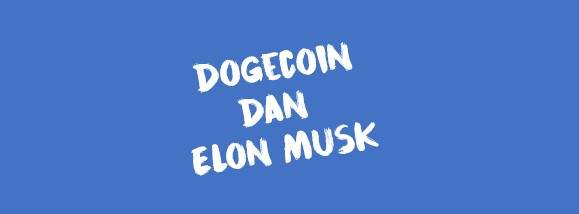 Dogecoin dan Elon Musk