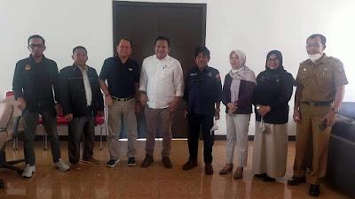 KPU Berkunjung ke Kantor DPRD Bone, Begini Tujuannya