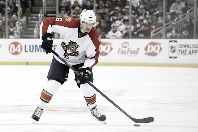 HOCKEY HIELO - El infravalorado jugador de los Florida Panthers, Aleksander Barkov