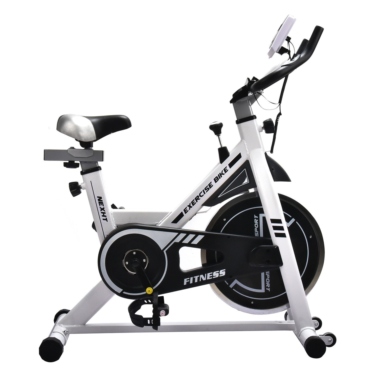 Spinning Bike Lose Weight: Reviews By Devin, Amazon Top Reviewer: NexHT Fitness