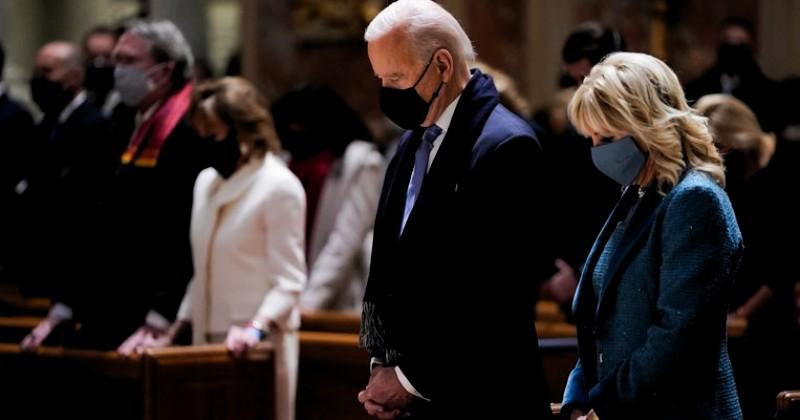 Joe Biden Terancam Tidak Bisa Menerima Komuni, Ini Alasannya!