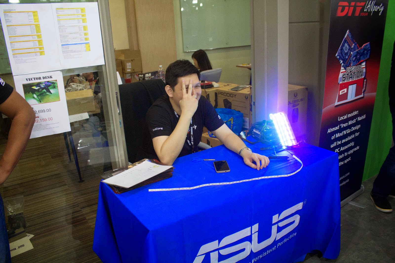 Coverage for ASUS LAN Party: DAY 2 4