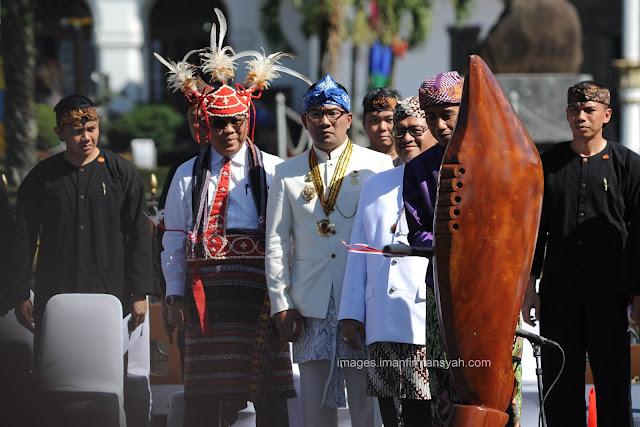 Foto  :  Karnaval Kemerdekaan Pesona Parahyangan