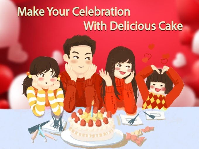 Make your Loved Ones Go WOW with Toothsome Cakes by Dhakagifts.Com