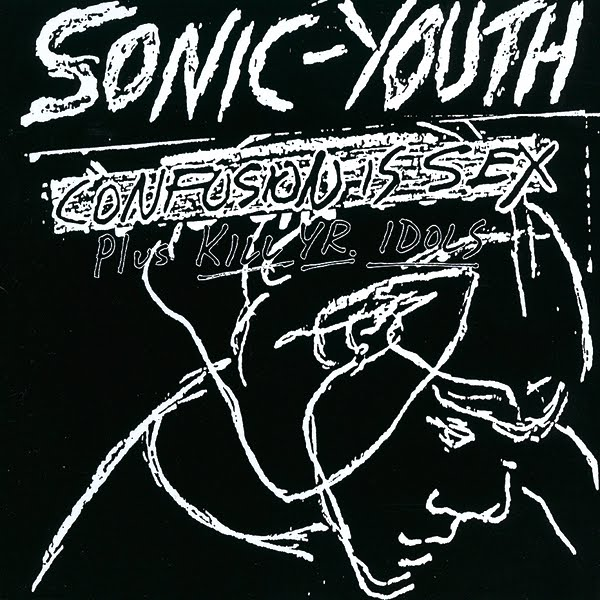 1995 Tattoo Design: Sonic Youth - Confusion Is Sex (1995) Geffen