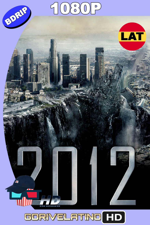 2012 (2009) BDRip 1080p Latino-Ingles MKV