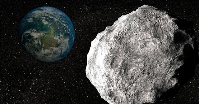 #TrueNews : Doomsday? Asteroid 2002 AJ129 has no chance - zero - of colliding with Earth on next Feb. 4 !