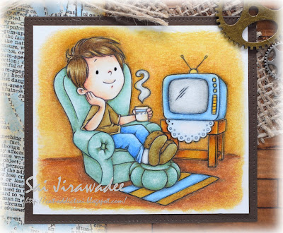 CSD Tea and TV