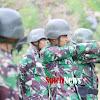 Korem 141/Tp, Gelar Pelatihan Menembak Diikuti Perwira dan Bintara Tamtama