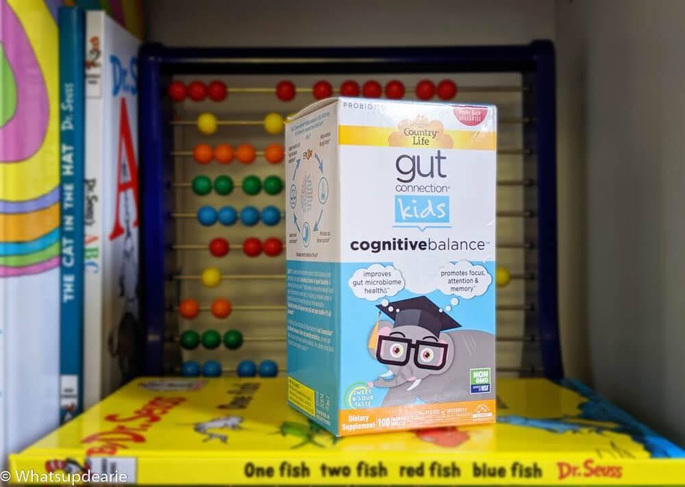 Gut Connection Kids Cognitive Balance