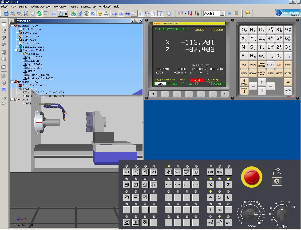 Fanuc 18m parameter manual