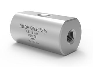 HM R Series Kem Kuppers Turbine Flow Meters