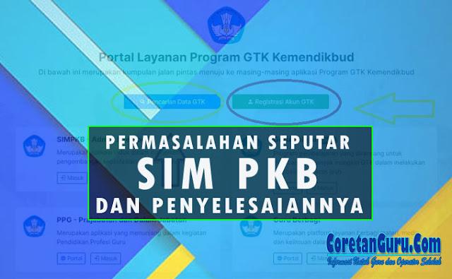 Permasalahan SIM PKB dan Solusinya