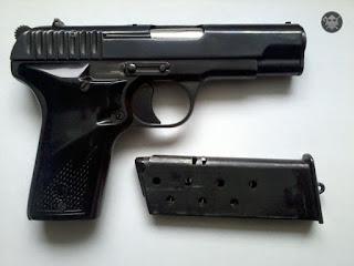 Pistolet Tokariewa