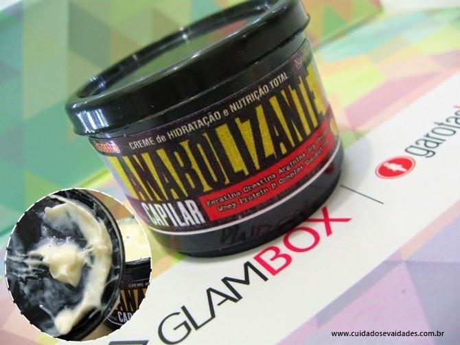 Glambox Anabolizante Capilar