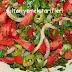 çoban salatası nasıl yapılır