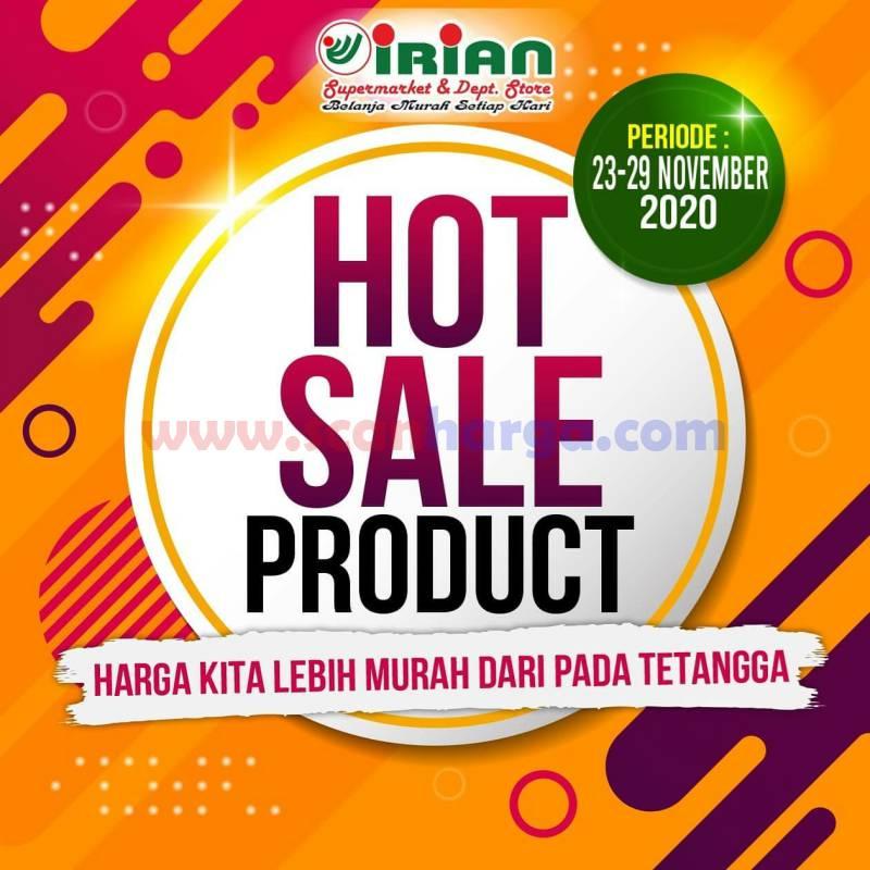 Katalog Promo IRIAN Supermarket 23 - 29 November 2020