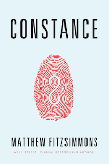 Book Review and GIVEAWAY: Constance, by Matthew FitzSimmons {ends 9/8}