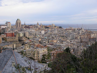 The maritime city of Genoa is the capital of Liguria and the sixth largest city in Italy