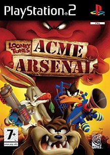 Looney Tunes Acme Arsenal PS2 Torrent
