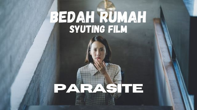Bedah rumah untuk syuting film Parasite