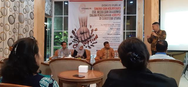 StraNas PK Gelar Diskusi Publik di Sumut