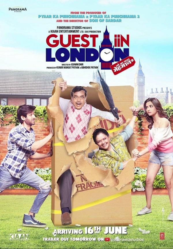 Guest iin London