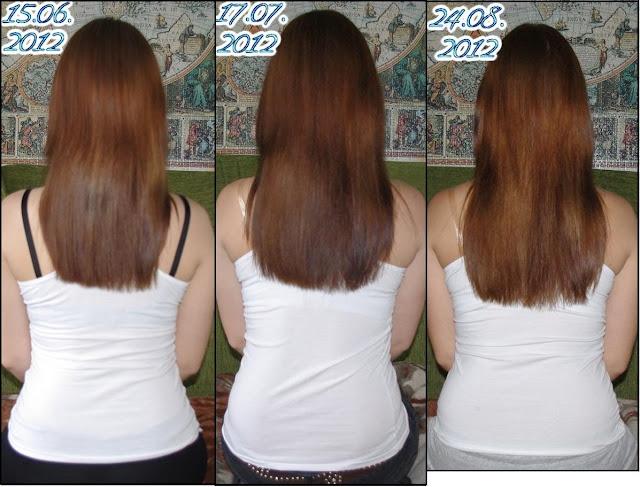 Zapuszczanie włosów - sierpień, Shinybox, L'Occitane ;)