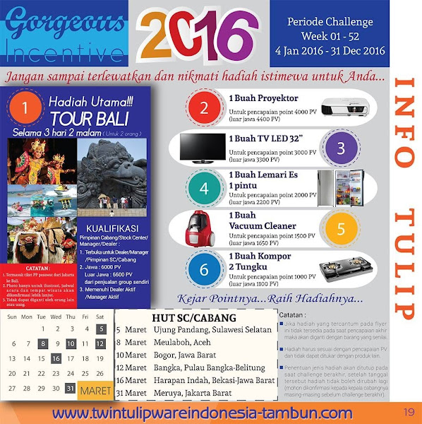 Gorgeous Incentive 2016