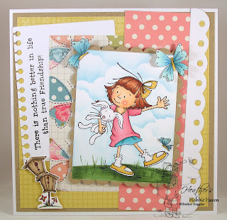 Heather's Hobbie Haven - True Friendship Card Kit