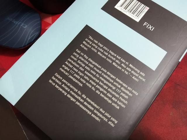 Review Novel Nota 3 by Shaz Johar