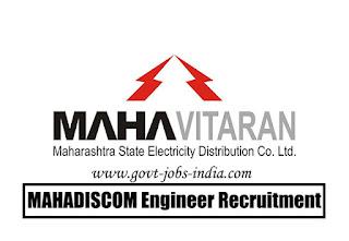 MAHADISCOM Engineer Recruitment 2020