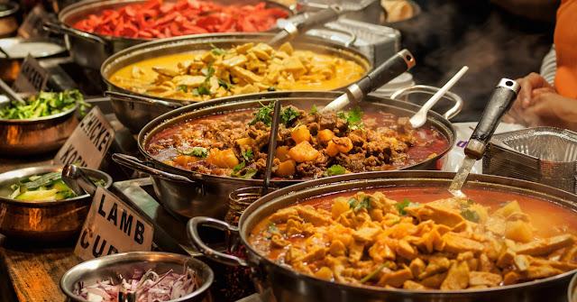 Disfruta de la gastronomía de la India