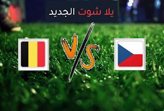 نتيجة مباراة بلجيكا والتشيك اليوم السبت 27-03-2021 تصفيات كأس العالم