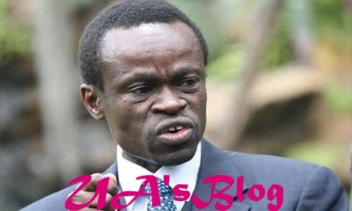 Zambia Refuses Entry To Kenyan Law Professor, Patrick Loch Otieno Lumumba For 'Security' Reasons.
