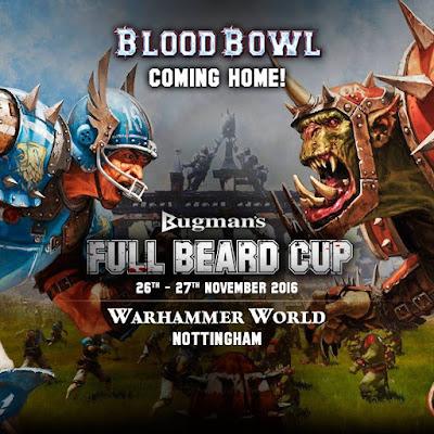 Torneo Blood Bowl patrocinado por cervezas Bugman