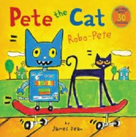 Pete The Cat Robo Pete Read Aloud