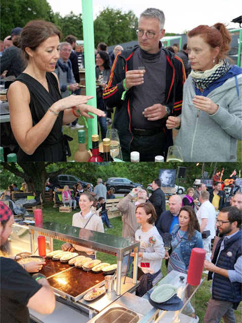 Räuberball Kulinarik Festival der Schott Bros. in Wallhausen an der Nahe.
