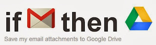 IF (there is an attachment in my Gmail) THEN (save it to my Google Drive)