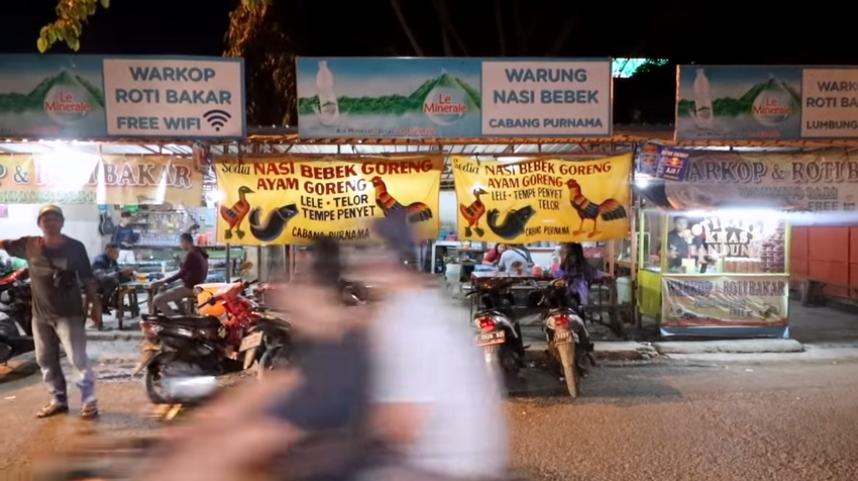 Foto Warung Nasi Bebek Goreng Cabang Purnama