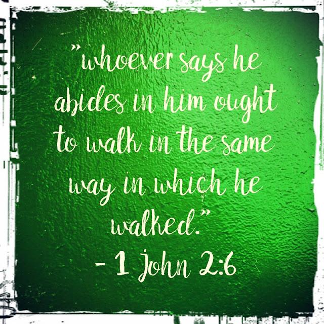 1 John 2:6