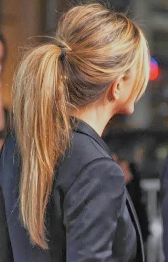 girl with ponytail via belle vivir blog