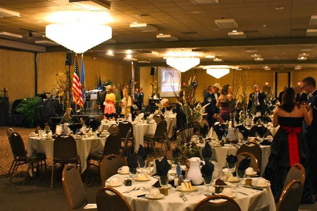 Air Force Awards Banquet - The Barn