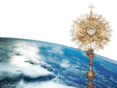 imagem de Jesus Cristo Eucaristico