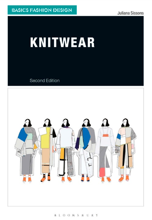 Basics Fashion Design: Knitwear, Second Edition