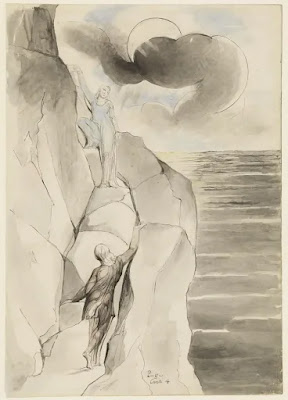 William Blake et Dante ont influencé Yeats