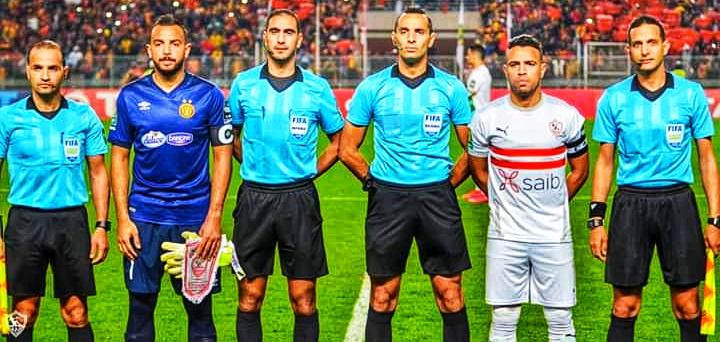 مباراة الزمالك والترجي التونسي