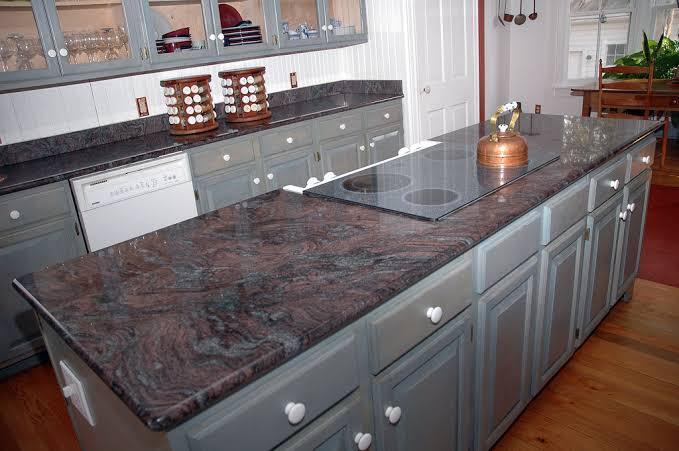 Paradiso Bash kitchen countertop